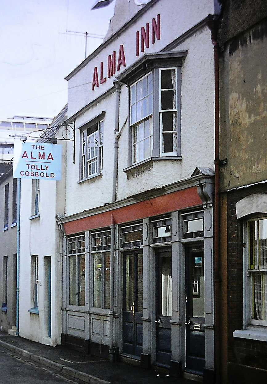 The Alma, Harwich